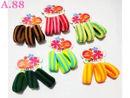 Donut Garis Card Isi 36buah /bungkus (A-9518)